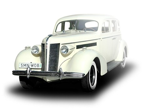 Buick Special 40 Series 1937